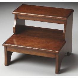 Masterpiece Chestnut Stain Step Stool
