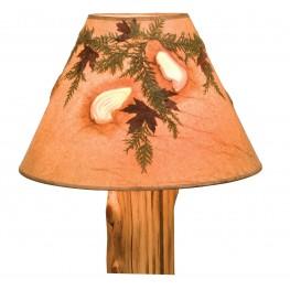 Agates and Foliage Extra Large Lamp Shade