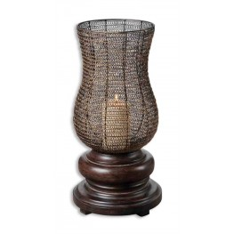 Rickma Distressed Candleholder