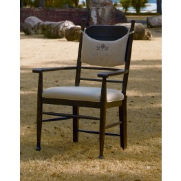 Down Home Molasses Arm Chair Set of 2