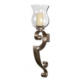 Loran Metal Wall Sconce