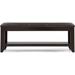Cordoba Brown Bench