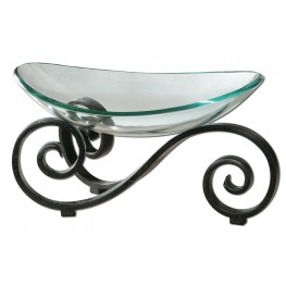 Arla Glass Bowl