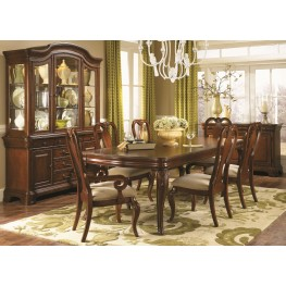 Evolution Rectangular Leg Dining Room Set