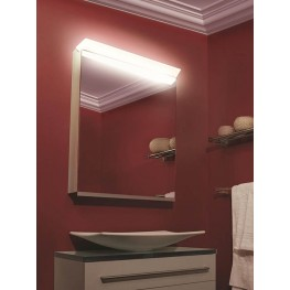 "Priolo 23"" Right Hinge Mirror Cabinet"