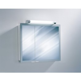 "Axara 35"" AS White Mirror Cabinet"