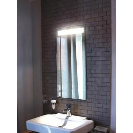 """Diamando 19"""" Hinge Right 1 Light Mirror Cabinet"""