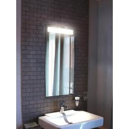 """Diamando 23"""" Hinge Left 1 Light Mirror Cabinet"""