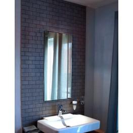 """Diamando None Electric 19"""" Hinge Left Mirror Cabinet"""
