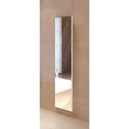 "Tall 60"" Recessed Right Hinge Deep Mirror Cabinet"