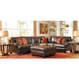 Nesbit DuraBlend Antique Large LAF Sectional