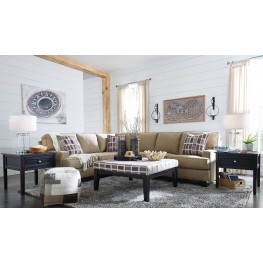 Larkhaven Amber LAF Sectional