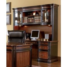 Pergola Grand Style Home Office Credenza & Hutch - 800500-800501