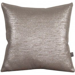 Glam Pewter Large  Down Insert Pillow
