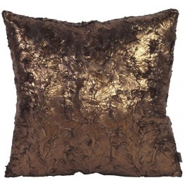 Gold Cougar Large  Down Insert Pillow
