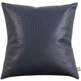 Gator Indigo Large  Pillow