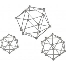 Vitale Silver Accessories Set of 6