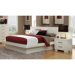 Jessica Queen Panel Bed