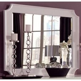 Furiani White Mirror