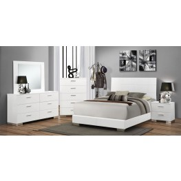 Felicity Platform Bedroom Set