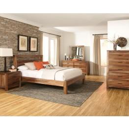 Peyton Platform Bedroom Set