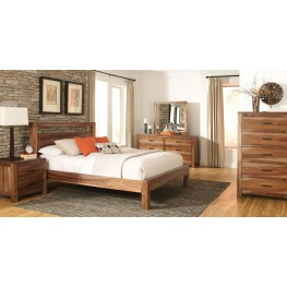 Peyton Platform Bedroom Set