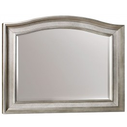 Bling Game Metallic Platinum Mirror