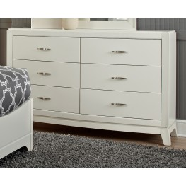 Avalon II 6 Drawer Dresser