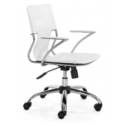 Trafico Office Chair White