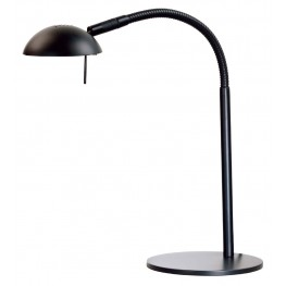 Basis Black Desk Lamp