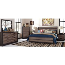 Harlinton Panel Bedroom Set