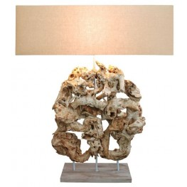Highlands Sculpture Lamp