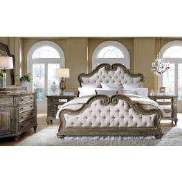 Arabella Upholstered Bedroom Set