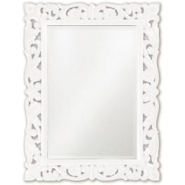 Chateau White Mirror
