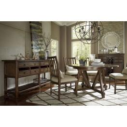 Echo Park Huston's Arroyo Round Dining Room Set