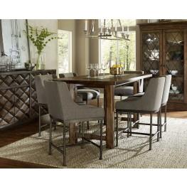 Echo Park Huston's Arroyo Counter Height Dining Room Set