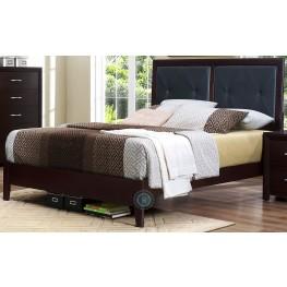 Edina Cal. King Platform Bed