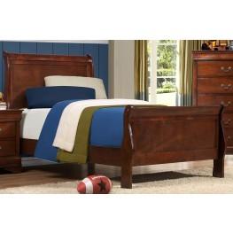 Mayville Full Sleigh Bed