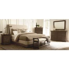 St. Germain Upholstered Sleigh Bedroom Set