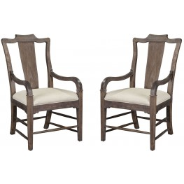 St. Germain Arm Chair Set of 2