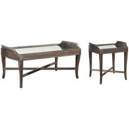 St. Germain Rectangular Occasional Table Set