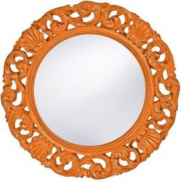 Glendale Orange Mirror