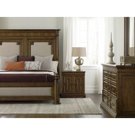 Collection One Mansion Bedroom Set