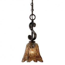 Vetraio Mini Oil Rubbed Bronze Pendant