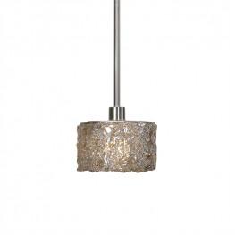 Terumi 1 Light Glass Mini Pendant