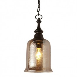 Lustre 1 Light Mini Pendant