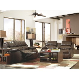 Mollifield DuraBlend Cafe Reclining Living Room Set