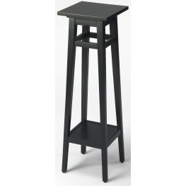 Bungalow Black Licorice Tiered Plant Table