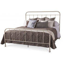 Epicenters Williamsburg Queen Metal Panel Bed