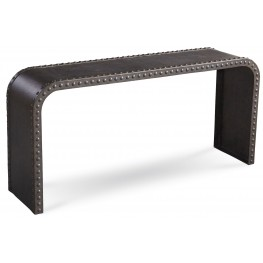 Epicenters Williamsburg Metal Console Table